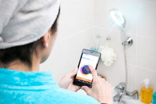 Smart & Blue Hydrao Smart Showerhead