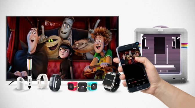 More Stuff From Polaroid: Smartwatches, Smart TV And More