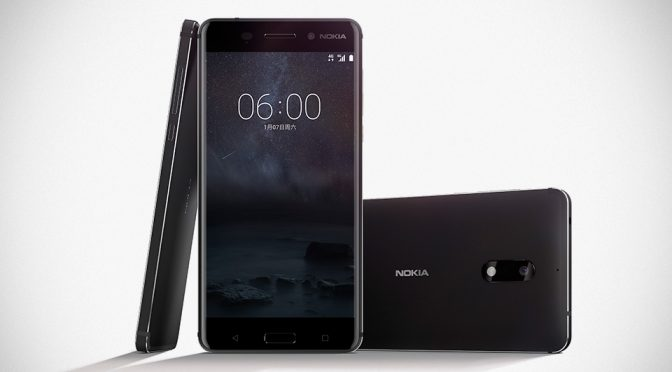 Nokia 6 Android Smartphone Destined for China Market
