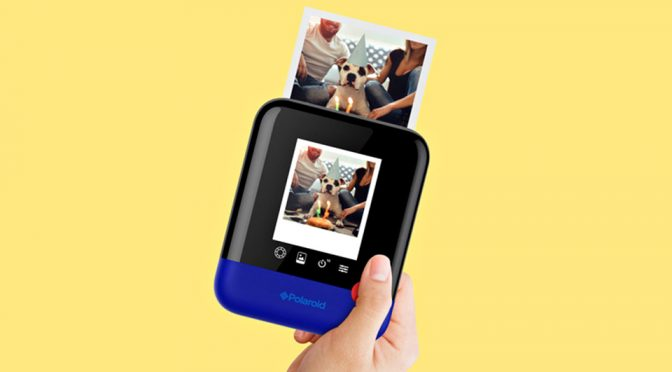 """Polaroid Pop Shoots, Print In 3×4"""" Format, Print For Other Devices Too"""