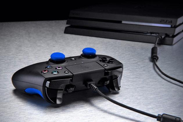 Razer Raiju Gaming Controller for PS4 Released