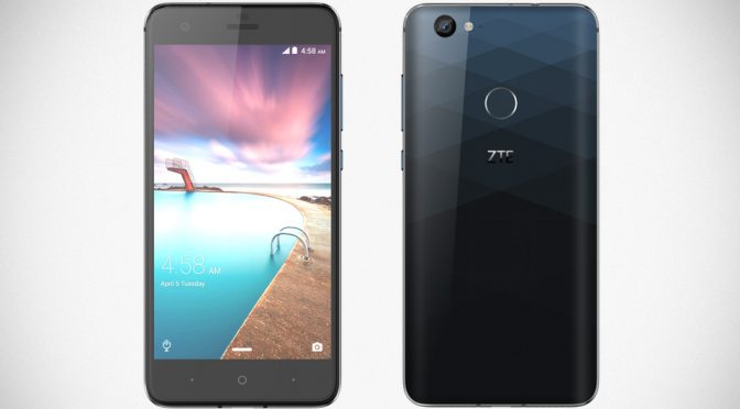 ZTE Project CSX Smartphone with Eye Tracking