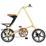 Areaware STRiDA LT foldable bike breaks the geometry barrier