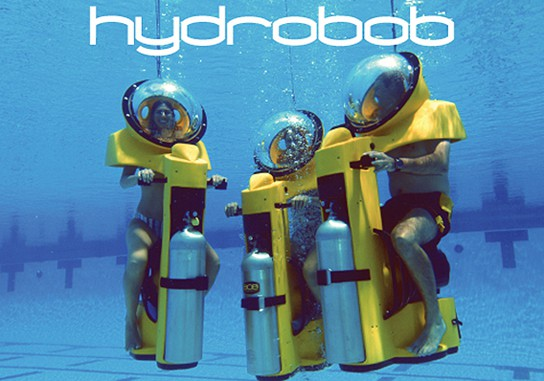 Hydrobob Underwater Scooter 544px