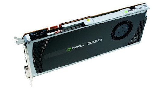 NVIDIA Quadro 4000 for Mac Pro 544px