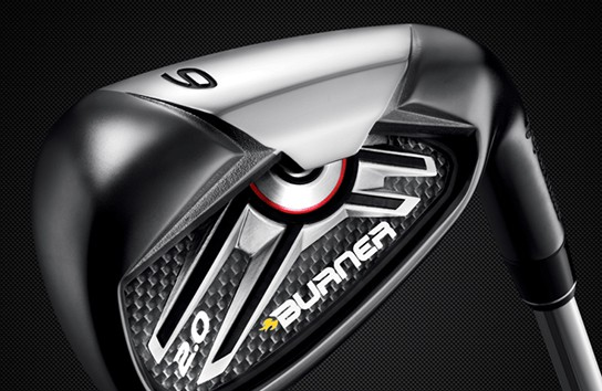 TaylorMade Burner 2.0 9 Iron 544px
