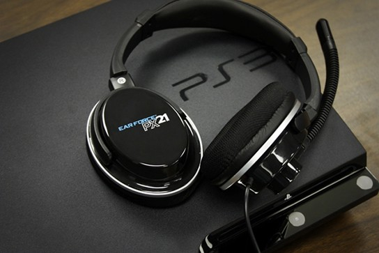 Turtle Beach Ear Force DPX21 with PS3 544px