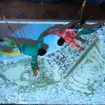 Fancy some virtual skydiving with Google Earth?