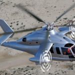 Eurocopter X3 hybrid helicopter aircraft tops 180 knots