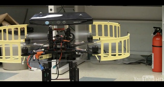 Kinect-rigged PELICAN UAV 544px