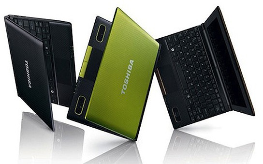 Toshiba NB520 Netbook 544px