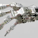 (almost) indestructible real-life Terminator robotic arm