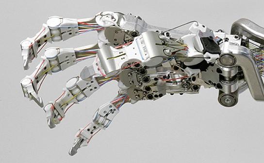 Institute of Robotics and Mechatronics robotic arm img1 544px