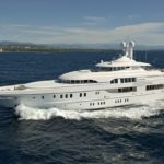 luxury yacht uses iPad to control almost everything