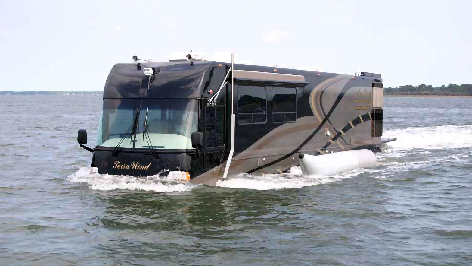 Terra Wind Amphibious Motor Coach