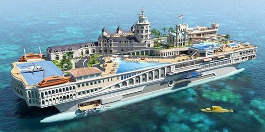 Yacht Island Design Streets of Monaco img1 544px