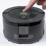 iRobot Scooba 230 is the smallest floor washing robot