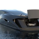 SC166 – Super Yacht complements by a Supercar tender