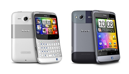 HTC Facebook Phones - ChaCha and Salsa 544x311px