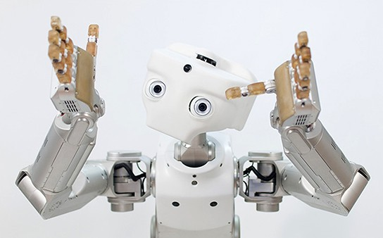 Meka Robotics M1 Mobile Manipulator 544x338px