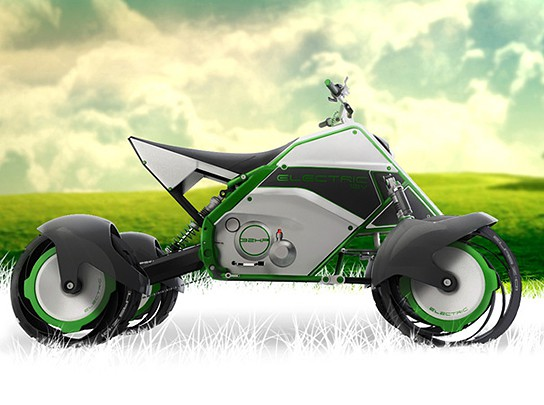 The Quad Electric Bike by Facundo Elias main 544x405px