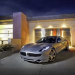 Fisker Karma first production vehicles to roll off next month