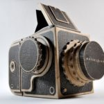 this is a real working DIY Hasselblad pinhole camera
