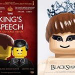 Oscar Best Picture nominees movie posters just got bricked