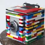 Cary Norton created this 4×5 camera out of LEGO bricks