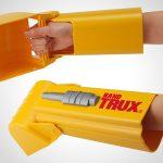 HANDRUX Shovel looks suspiciously like Iron Man's hands