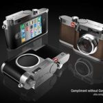concept case turns your smartphone into a luxury camera