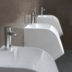 TANDEM Urinal – it's an urinal, but it is also a sink