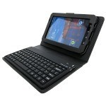 turn your Galaxy Tab into a netbook with this keyboard case