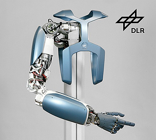 DLR Hand-Arm System 544x488px