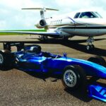 Buy A Private Jet And Get A Lotus Sports Car For Free