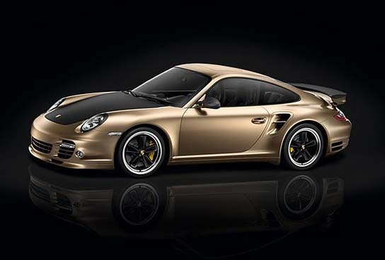 Porsche 911 China 10th Anniversary 544x368px