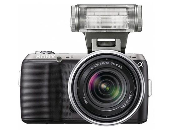 Sony NEX C3 544x418px