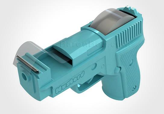 Tape Gun Dispenser 544x377px