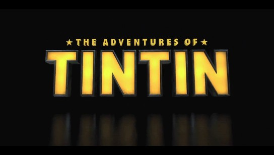The Adventures of Tintin The Movie 544x308px