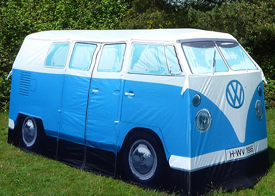 VW Camper Van Tent 544x388px