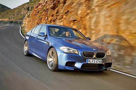 2012 BMW M5 544x360px