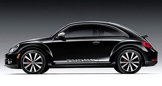 2012 Volkswagen Beetle Black Turbo Launch Edition 544x288px
