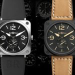 Bell & Ross new BRS Steel & Heritage time pieces