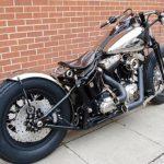 Evisu x Warr's 20th Anniversary Custom Harley-Davidson