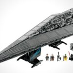 LEGO announced 3152 pieces Super Star Destroyer Executor