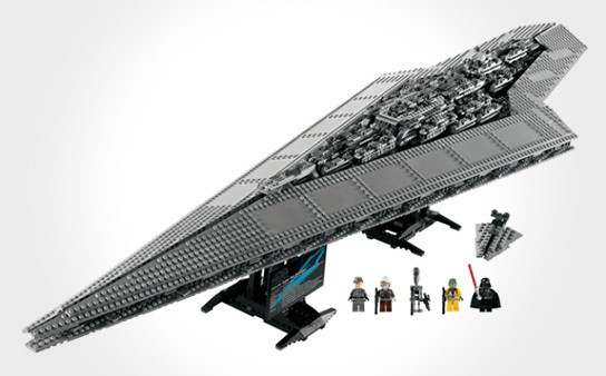 LEGO Super Star Destroyer Executor 544x338px