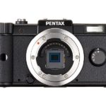 Pentax Q – tiny camera boast an interchangeable lens