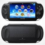 Sony Playstation Vita has not one but two multitouch surfaces