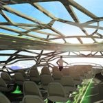 Airbus envisions transparent aircraft for air travel in 2050
