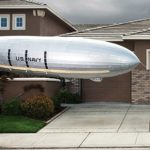 cool stuff: awesome reproduction of the 1935 airship
